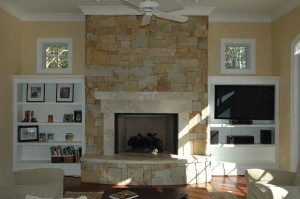 jerusalem-gray-gold-limestone-hearth-mantle
