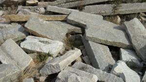 curb-stone