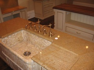imperial-gold-granite-with-drainboard
